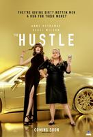 The Hustle - South African Movie Poster (xs thumbnail)