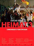 """""""Heimat 3 - Chronik einer Zeitenwende"""" - French poster (xs thumbnail)"""