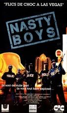 """Nasty Boys"" - French VHS movie cover (xs thumbnail)"
