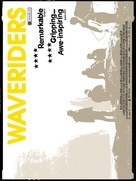 Waveriders - British Movie Poster (xs thumbnail)