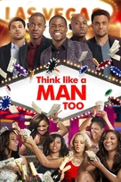 Think Like a Man Too - DVD movie cover (xs thumbnail)