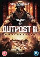 Outpost: Rise of the Spetsnaz - British Movie Cover (xs thumbnail)