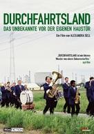Durchfahrtsland - German Movie Poster (xs thumbnail)