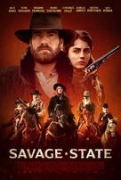 L'état sauvage - Movie Poster (xs thumbnail)