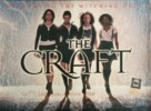 The Craft - British Movie Poster (xs thumbnail)