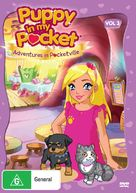 """Puppy in My Pocket: Adventures in Pocketville"" - Australian DVD cover (xs thumbnail)"