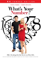 What's Your Number? - DVD cover (xs thumbnail)