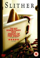Slither - British DVD cover (xs thumbnail)