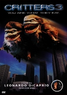 Critters 3 - DVD movie cover (xs thumbnail)