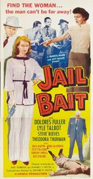 Jail Bait - Movie Poster (xs thumbnail)