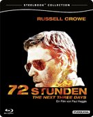 The Next Three Days - German Blu-Ray cover (xs thumbnail)