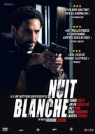 Nuit blanche - French DVD cover (xs thumbnail)