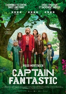 Captain Fantastic - Belgian Movie Poster (xs thumbnail)