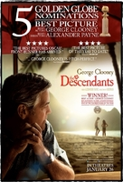 The Descendants - Singaporean Movie Poster (xs thumbnail)