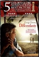 The Descendants - Singaporean Movie Poster (xs thumbnail)