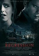 Regression - Belgian Movie Poster (xs thumbnail)