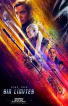 Star Trek Beyond - Mexican Movie Poster (xs thumbnail)
