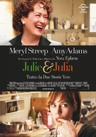Julie & Julia - Italian Movie Poster (xs thumbnail)