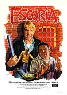 Scum - Spanish Movie Poster (xs thumbnail)