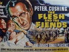 The Flesh and the Fiends - British Movie Poster (xs thumbnail)