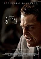 J. Edgar - Brazilian Movie Poster (xs thumbnail)