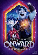Onward - British Movie Poster (xs thumbnail)