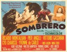 Sombrero - Movie Poster (xs thumbnail)