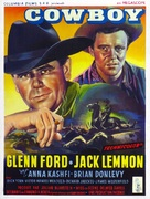 Cowboy - Belgian Movie Poster (xs thumbnail)