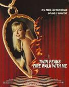 Twin Peaks: Fire Walk with Me - Advance movie poster (xs thumbnail)