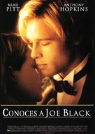 Meet Joe Black - Mexican Theatrical movie poster (xs thumbnail)