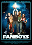 Fanboys - German Movie Poster (xs thumbnail)