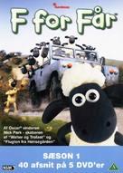 """Shaun the Sheep"" - Danish DVD movie cover (xs thumbnail)"