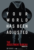 The Adjustment Bureau - Teaser movie poster (xs thumbnail)