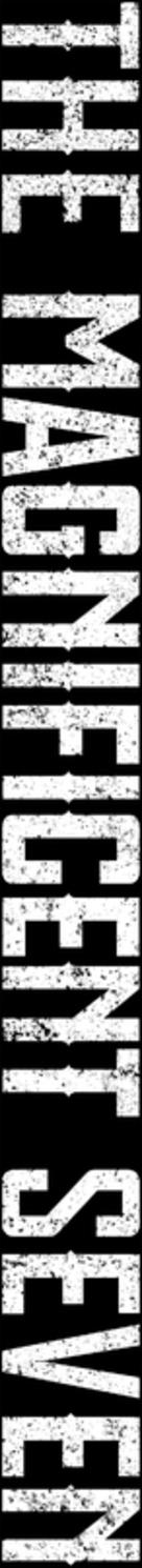 The Magnificent Seven - Logo (xs thumbnail)