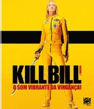 Kill Bill: Vol. 1 - Brazilian Blu-Ray cover (xs thumbnail)