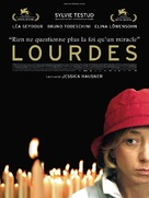 Lourdes - French Movie Poster (xs thumbnail)