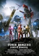 Power Rangers - Estonian Movie Poster (xs thumbnail)