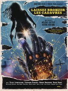 Laissez bronzer les cadavres - French DVD cover (xs thumbnail)