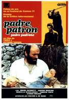 Padre padrone - Spanish Movie Poster (xs thumbnail)