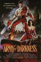 Army Of Darkness - Advance poster (xs thumbnail)