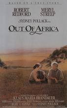 Out of Africa - Movie Poster (xs thumbnail)