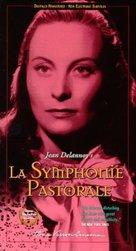 La symphonie pastorale - VHS cover (xs thumbnail)