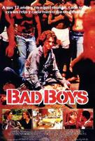Bad Boys - Spanish Movie Poster (xs thumbnail)