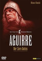 Aguirre, der Zorn Gottes - German Movie Cover (xs thumbnail)