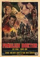 Fräulein Doktor - Italian Movie Poster (xs thumbnail)