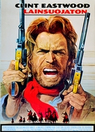 The Outlaw Josey Wales - Finnish Theatrical movie poster (xs thumbnail)