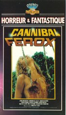 Cannibal ferox - French Movie Cover (xs thumbnail)