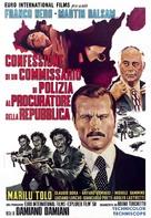 Confessione di un commissario di polizia al procuratore della repubblica - Italian Movie Poster (xs thumbnail)