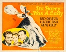 Du Barry Was a Lady - Movie Poster (xs thumbnail)