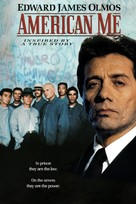 American Me - DVD movie cover (xs thumbnail)
